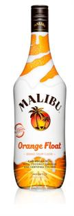 Malibu Rum Orange Float 750ml